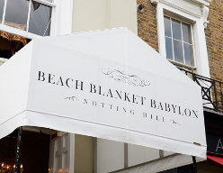 The Beach Blanket Babylon